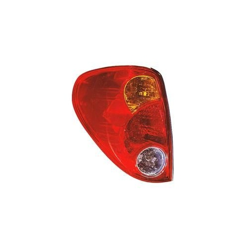 Combination Rearlight VAN WEZEL 3295921 MITSUBISHI