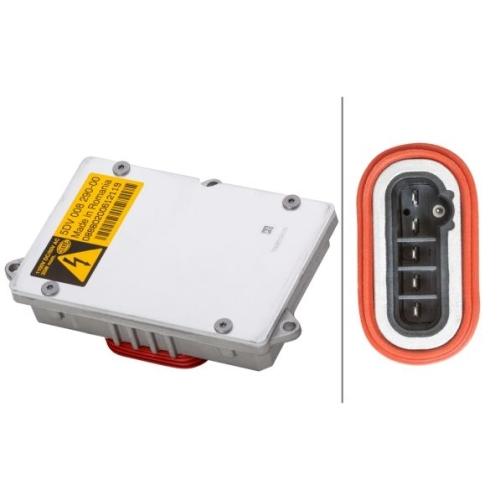 HELLA Ballast, gas discharge lamp 5DV 008 290-004