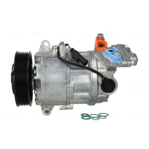 Kompressor, Klimaanlage NISSENS 89086 BMW
