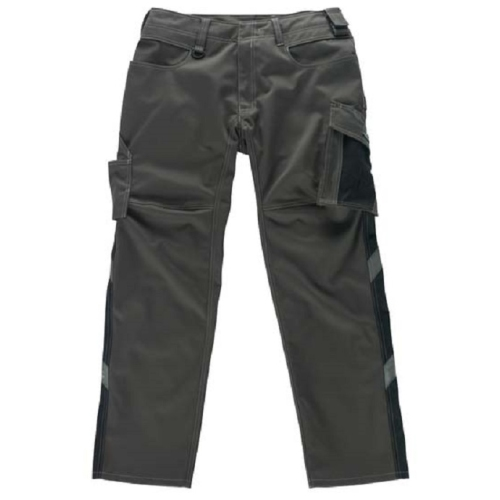 MASCOT PANTS OLDENBURG dark anthracite / black. Size: 58 12579-442-180982C58