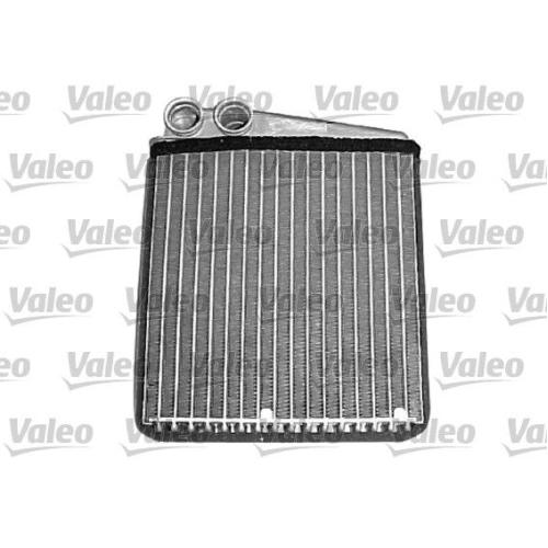 Heat Exchanger, interior heating VALEO 812254 AUDI SEAT SKODA VW
