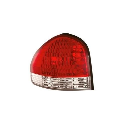 Combination Rearlight VAN WEZEL 8265933 HYUNDAI