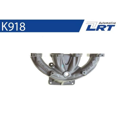 LRT Manifold, exhaust system K918