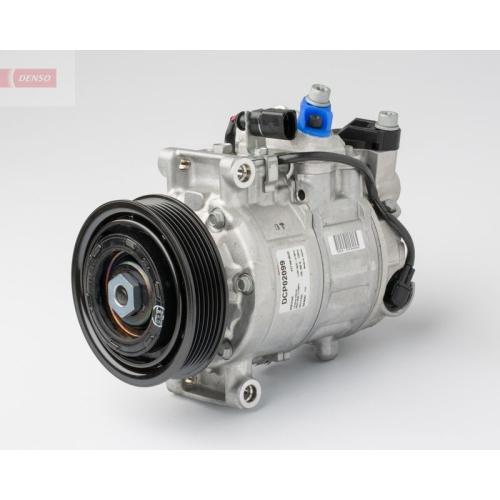 Kompressor, Klimaanlage DENSO DCP02099 AUDI