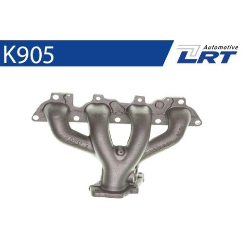 LRT Manifold, exhaust system K905