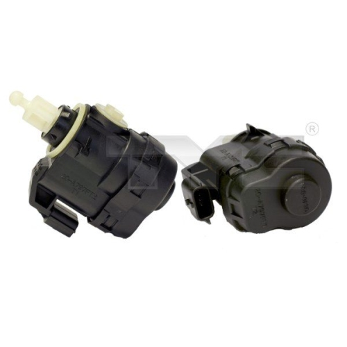 Control, headlight range adjustment TYC 20-0797-MA-1 RENAULT