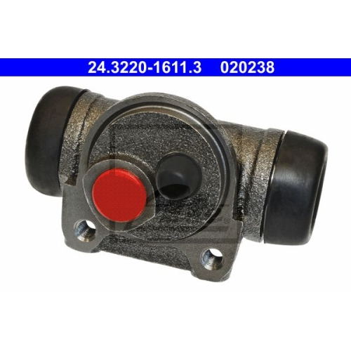 Radbremszylinder ATE 24.3220-1611.3 PEUGEOT