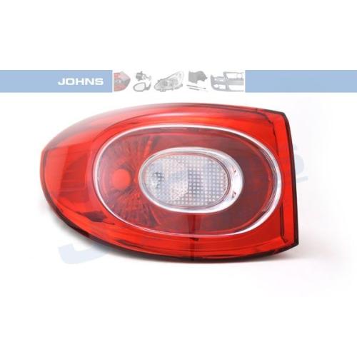 Combination Rearlight JOHNS 95 91 87-1 VW