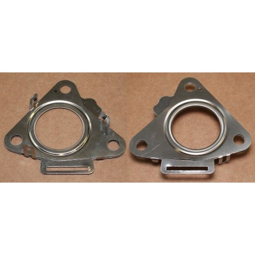 Gasket, exhaust pipe ELRING 255.170 CHRYSLER DODGE MERCEDES-BENZ JEEP