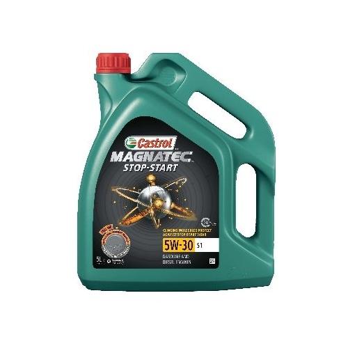 5LITER CASTROL MAGNATEC STOP-START 5W-30 S1 ENGINE OIL 5LITER FIAT 9.55535-S1