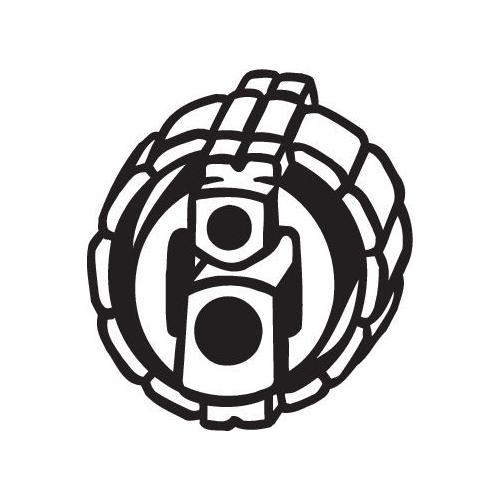 BOSAL Anschlagpuffer, Schalldämpfer 255-108