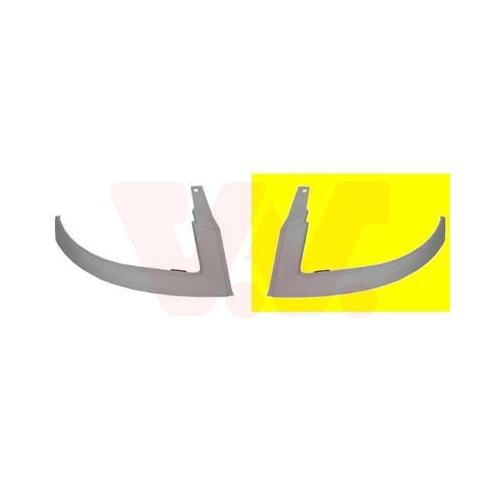 Scheinwerferleiste VAN WEZEL 1637511 ** Equipart ** FIAT