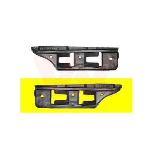 VAN WEZEL Mounting Bracket, bumper 5894567