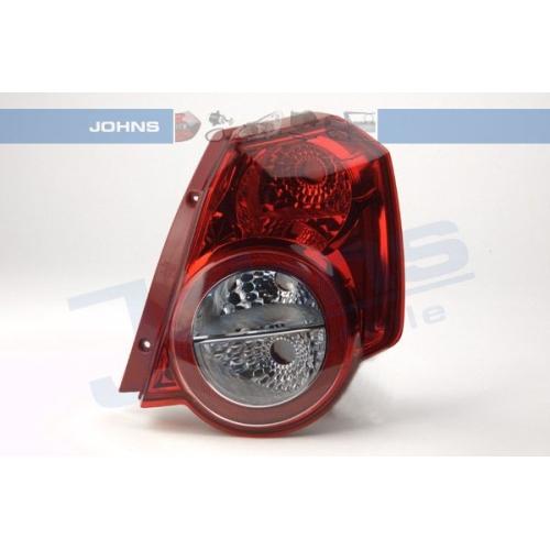 Combination Rearlight JOHNS 21 06 88-1 CHEVROLET