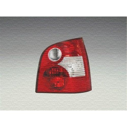 Combination Rearlight MAGNETI MARELLI 714098290504 VW