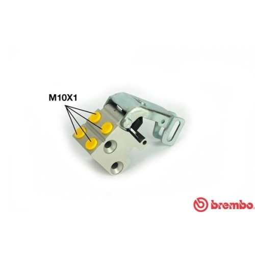 BREMBO Bremskraftregler R 85 008