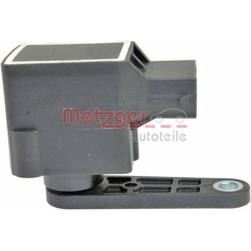 Sensor, Xenonlicht (Leuchtweiteregulierung) METZGER 0901127 ORIGINAL ERSATZTEIL