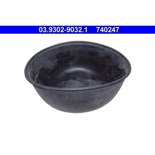 ATE Membran, Füll-/Entlüftungsgerät (Bremshydraulik) 03.9302-9032.1