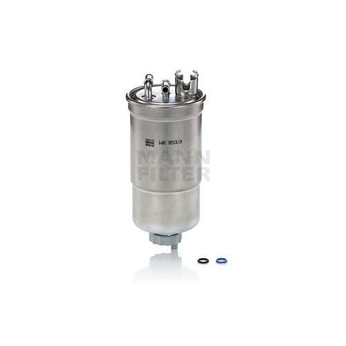 Kraftstofffilter MANN-FILTER WK 853/3 x VAG JUNGHEINRICH