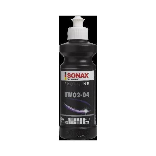 SONAX Lackversiegelung Lackkonservierung PROFILINE HW 02-04 250 ml 02801410