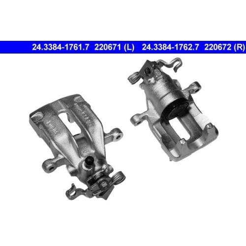ATE Brake Caliper 24.3384-1761.7