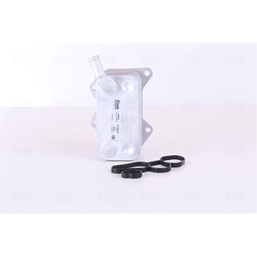 Ölkühler, Motoröl NISSENS 90660 AUDI SEAT SKODA VW