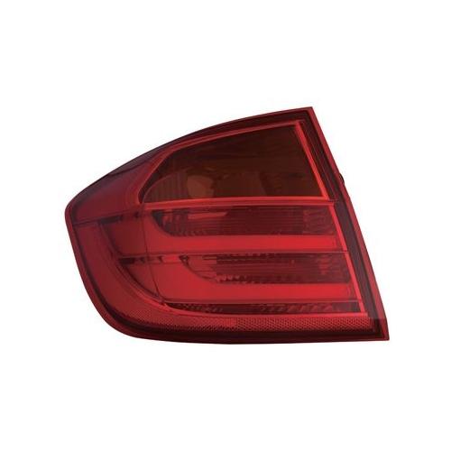 Combination Rearlight VAN WEZEL 0671931 BMW