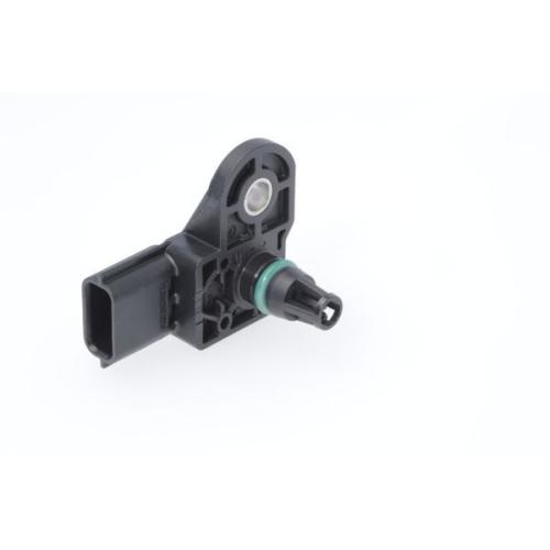 Sensor, Ladedruck BOSCH 0 281 006 108 NISSAN RENAULT DACIA