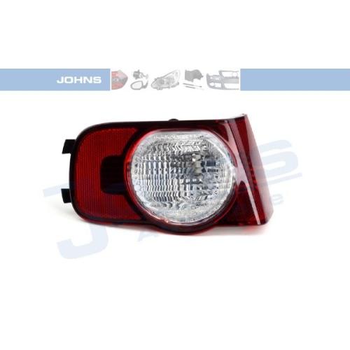 Rear Fog Light JOHNS 23 09 87-9 CITROËN