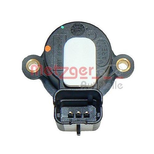 METZGER Control, throttle blade 0904018