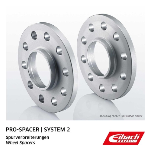Track widening EIBACH S90-2-12-009 Pro-Spacer - Track-Widening