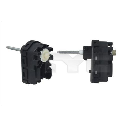 Control, headlight range adjustment TYC 20-12329-MA-1