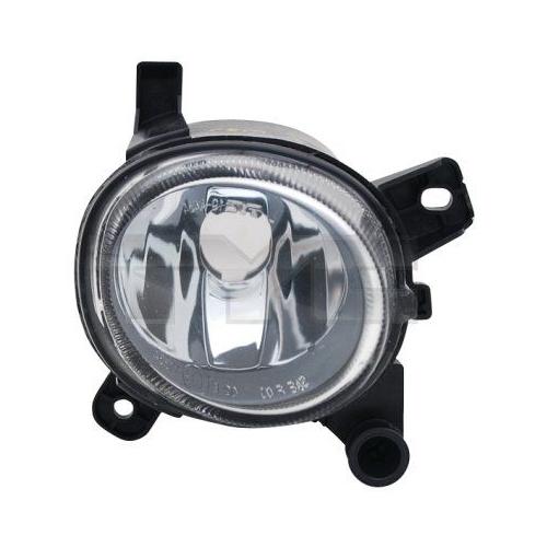 Fog Light TYC 19-0796-01-9 AUDI VW