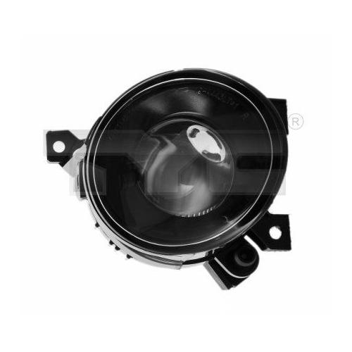 Fog Light TYC 19-0445-01-2 VW