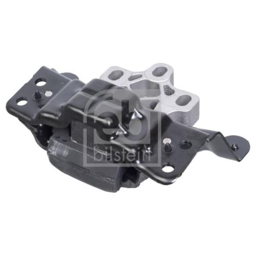 Mounting, manual transmission FEBI BILSTEIN 104266 SKODA VW