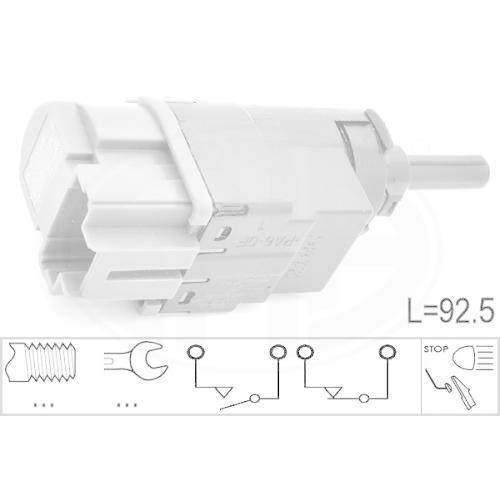 Brake Light Switch ERA 330936 RENAULT
