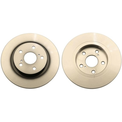 Brake Disc TRW DF6324 TOYOTA