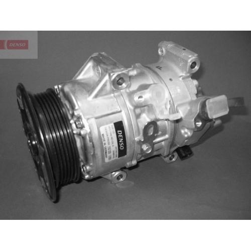 Kompressor, Klimaanlage DENSO DCP50123 TOYOTA