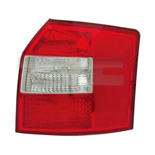 Combination Rearlight TYC 11-0353-01-2 AUDI