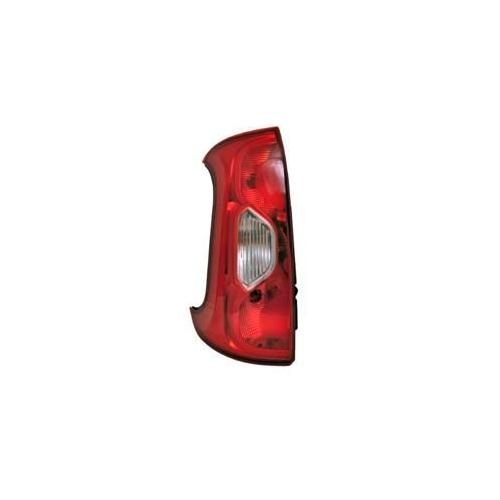 Combination Rearlight VAN WEZEL 1607931 FIAT