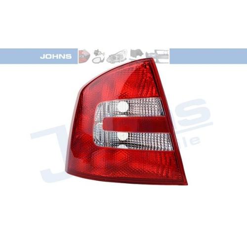 Combination Rearlight JOHNS 71 21 87-1 SKODA