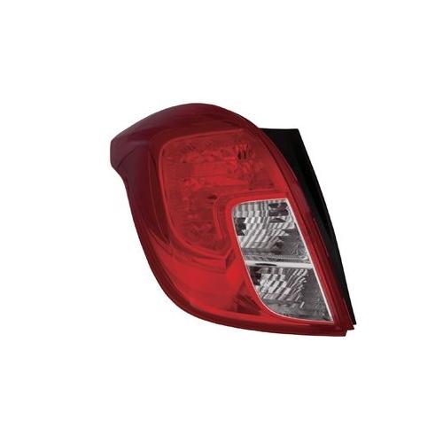 Combination Rearlight VAN WEZEL 3775931 OPEL