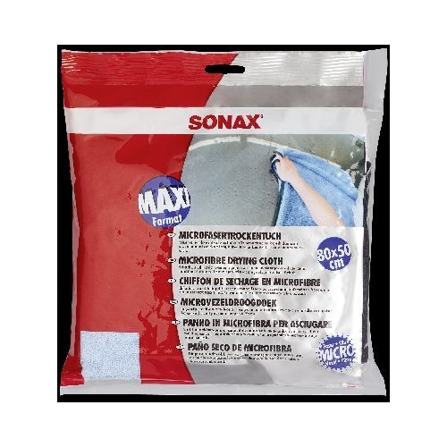 SONAX MicrofaserTrockenTuch 04508000