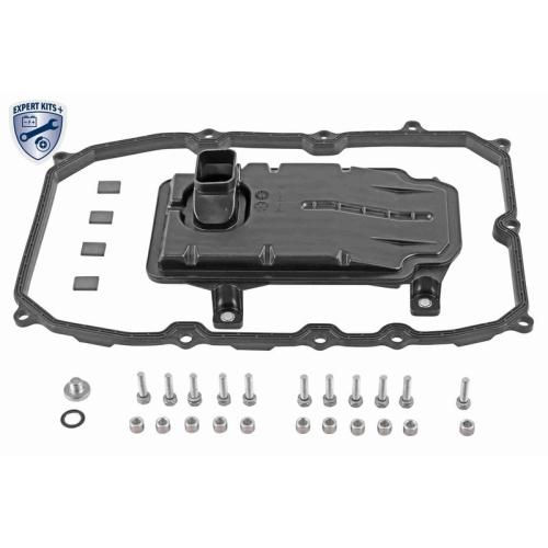 Teilesatz, Ölwechsel-Automatikgetriebe VAICO V10-3222-BEK EXPERT KITS + PORSCHE