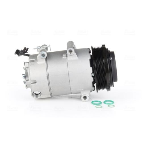Kompressor, Klimaanlage NISSENS 890090 FORD VOLVO