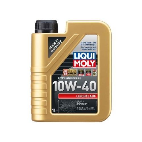 LIQUI MOLY Motoröl LEICHTLAUF 10W-40 1 Liter 1317