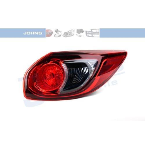 Combination Rearlight JOHNS 45 83 88-1 MAZDA