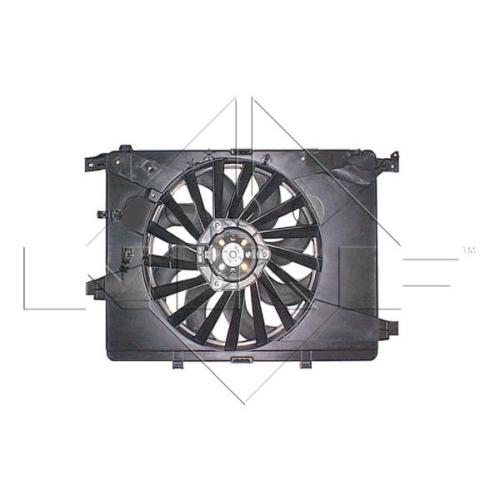 Lüfter, Motorkühlung NRF 47202 ALFA ROMEO
