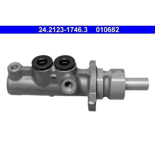 ATE Brake Master Cylinder 24.2123-1746.3