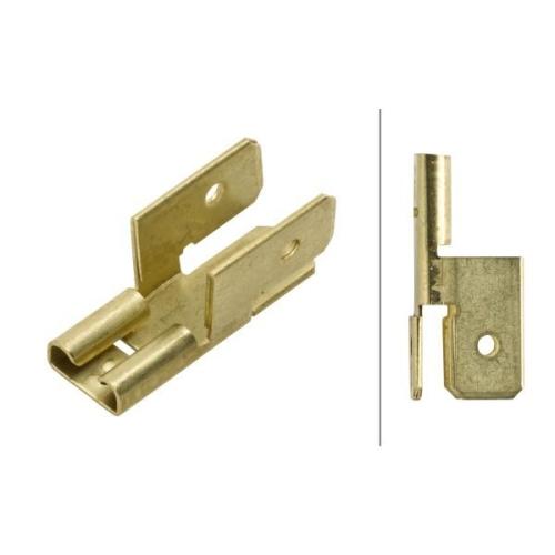 Plug Distributor HELLA 8KW 700 144-003 DAF MERCEDES-BENZ CASE IH MASSEY FERGUSON